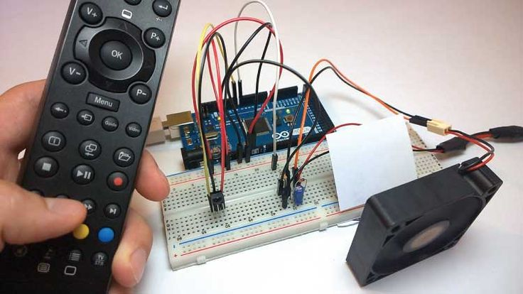 Control+any+Electronics+with+a+TV+Remote+|+Arduino+IR+Tutorial
