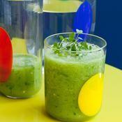 Gaspacho tout vert - une recette Soupe - Cuisine