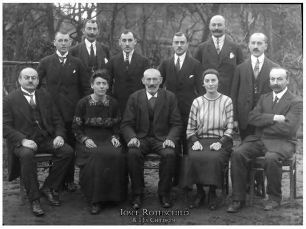 Image result for rothschild family