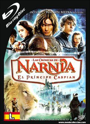 Las Crónicas de Narnia 2 2008 BRrip Latino