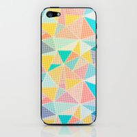 iPhone & iPod Skins by The Digital Weaver | Society6