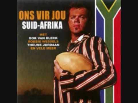 Babooti - Afrikaans - Bok van Blerk & Robbie Wessels - Ons Vir Jou Suid Afrika!