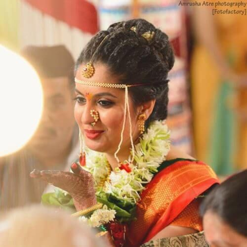 Wedding Juda Hairstyle Video: 108 Best Indian Bridal Hairstyles Images On Pinterest