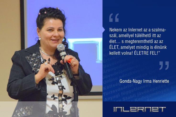 Gonda Nagy Irma Henriette