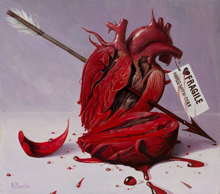 FRAGILE - Handle With Care by borda.deviantart.com on @deviantART