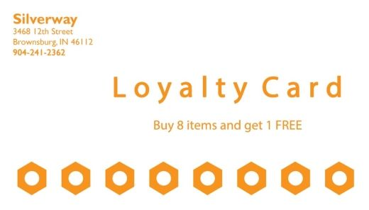 Just Nuts | Loyalty Cards | Loyalty rewards program, Loyalty