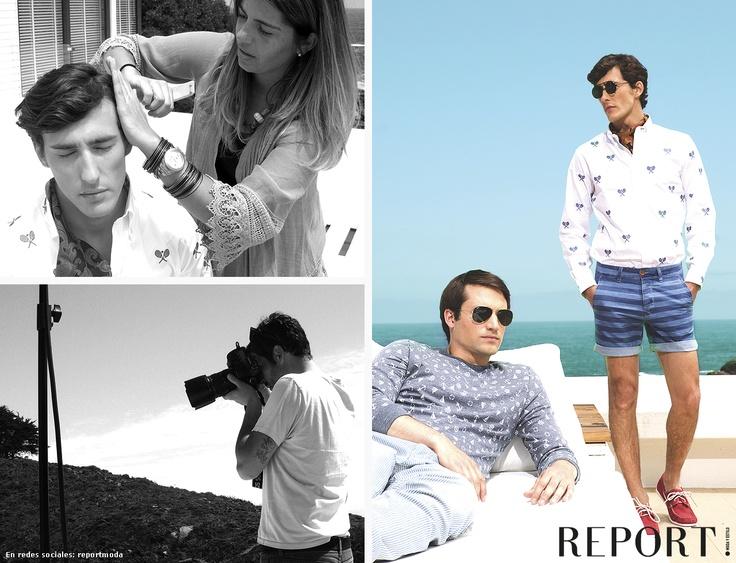 Backstage moda SUMMER CLASS - REPORT! Nº4 'Moda Verano 2013'