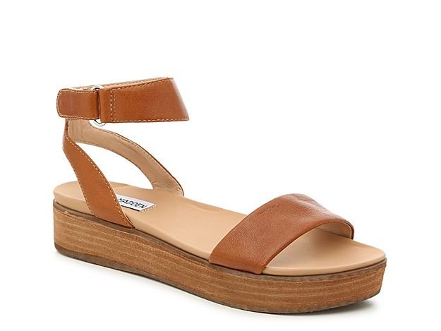 e0d32799d64 Women Gaiya Wedge Sandal -Cognac | Products in 2019 | Shoes, Sandals ...