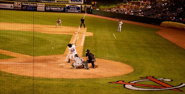 2012 Opening Night for the Tri-City Valley Cats in Troy, NY. #baseball