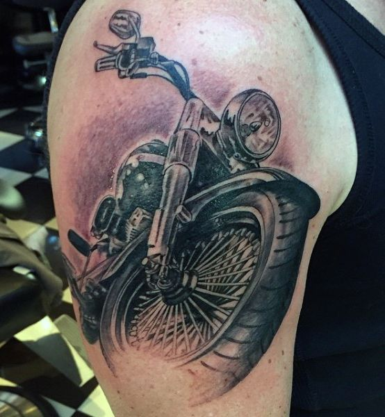 212 best images about tattoo on pinterest cars bike for Tattoo designs motorcycle