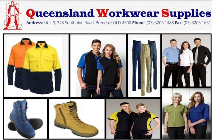With high quality products ranging from men's boots, Hi-Vis clothing, hospitality wear, trousers, jackets, polo shirts, accessories and more; you can be rest assured of finding the best quality, wide range workwear online at Queensland Workwear Supplies.