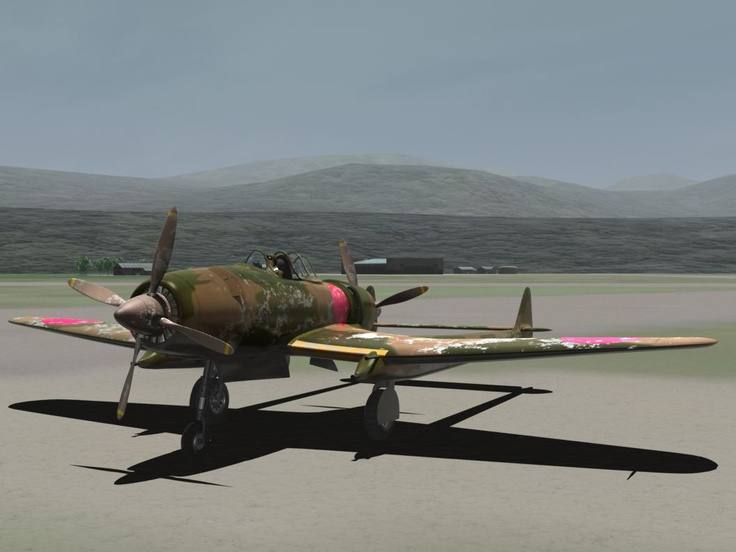 Mansyu Ki-98 Fighter (1/72, MENG)  - Page 2 35f48aef41b7b1d83534c2c569ce429f