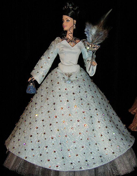 "Freddy Tan's Barbie ""Imperial Majesty"" - National Barbie Convention 2003"