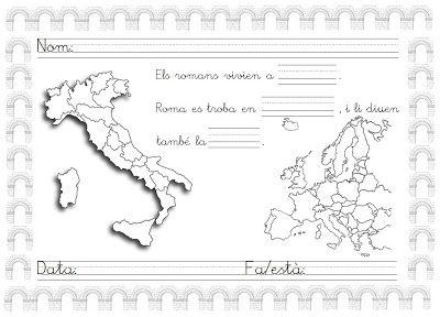 proyecto los romanos primaria - Buscar con Google