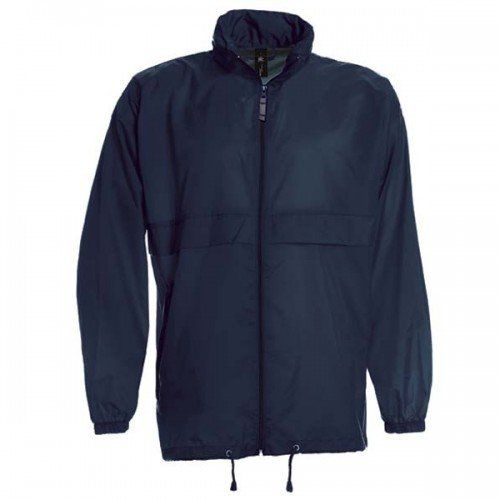 B&C Sirocco Mens Lightweight Jacket / Mens Outer Jackets ...