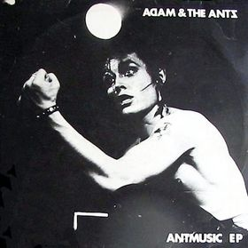 Adam and the Ants - Ant Music EP