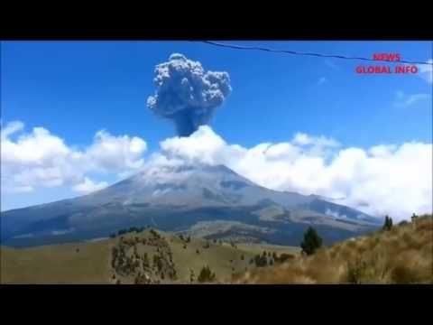 Fenômenos Naturais que acontecem na terra, como desastres naturais,  terremoto, tsunami, maremoto, ciclones tropicais, aurora boreal e erupções.