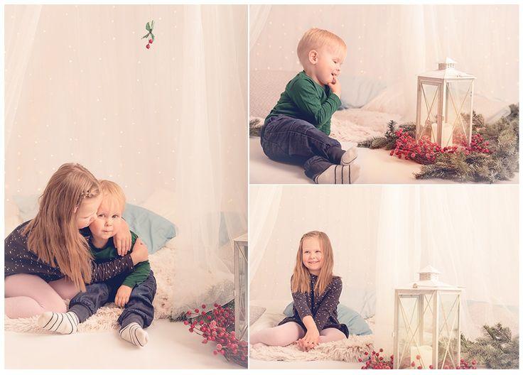 Joulukorttikuvaus - Christmas card minisession.