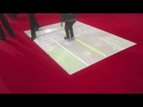 Dr. Reddyu0027s Drive Traffic To An Event Exhibit Using Interactive Floor  Http://
