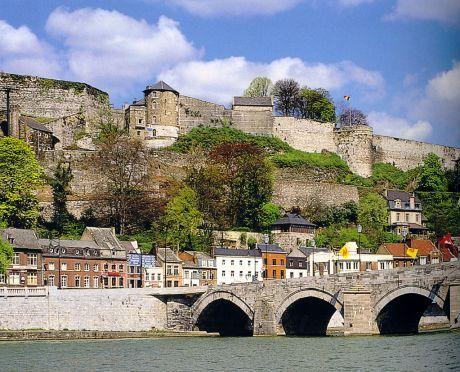 Citadelle de #Namur in #Belgium