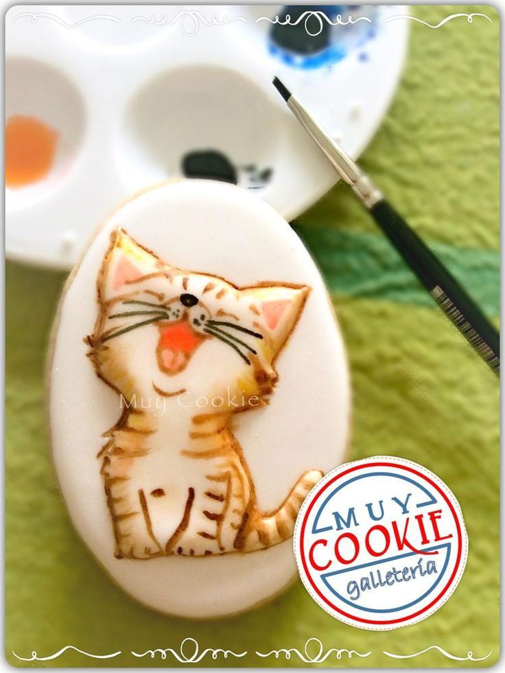 Kitty Jubilee ~ Kitty Cat Cookie (photo only)