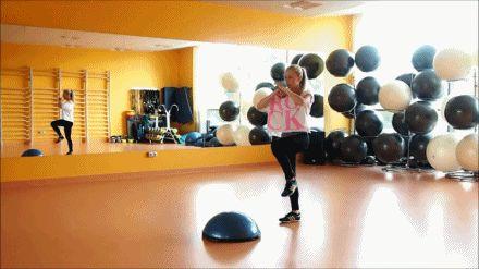 Ćwiczenia na uda i pośladki