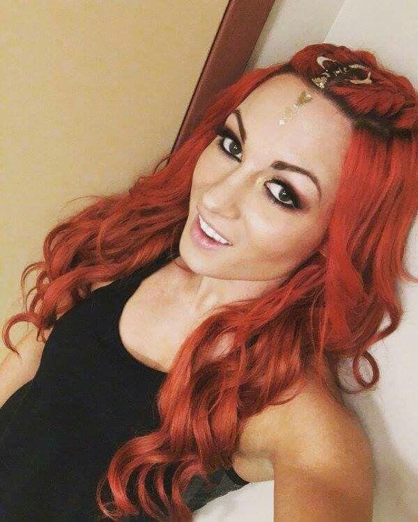 The Lass Kicker Becky Lynch
