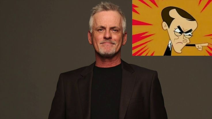 Obscure Voices: Rob Paulsen as Mr. Darrell from the Talent Suckers