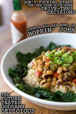 Hoppin John - Thug Kitchen