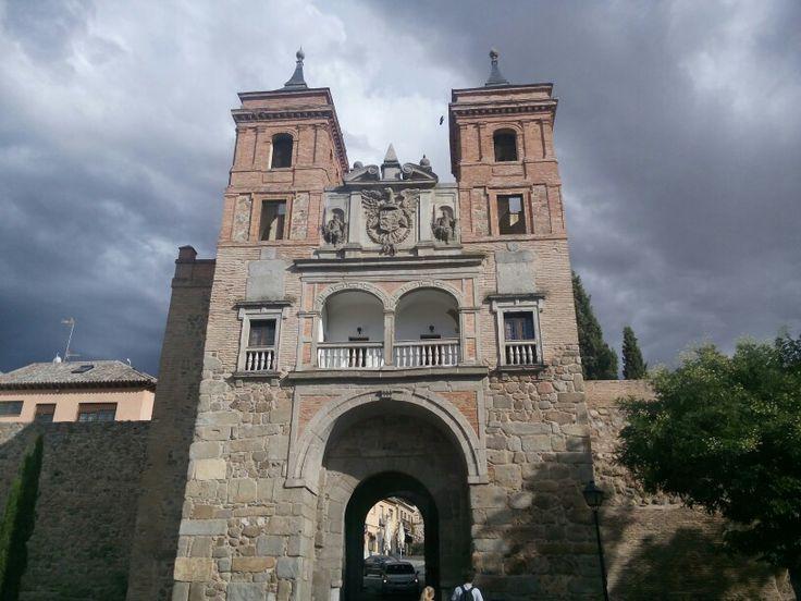 Puerta del cambron.toledo.1/08/2015