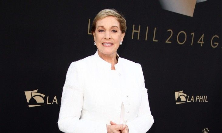 Julie Andrews' Relationship Advice: How to Survive the Death of a Loved One #julieandrews #relationshipadvice #celebritydeath #celebritylove