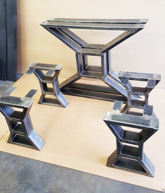 Hey, I found this really awesome Etsy listing at https://www.etsy.com/listing/259082964/set-of-2-modern-dining-table-x-legs-and