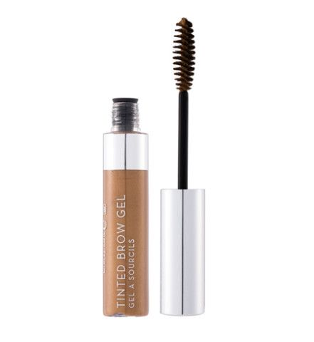 Anastasia Tinted Brow Gel; naturally enhances brows without making you look like Groucho Marx