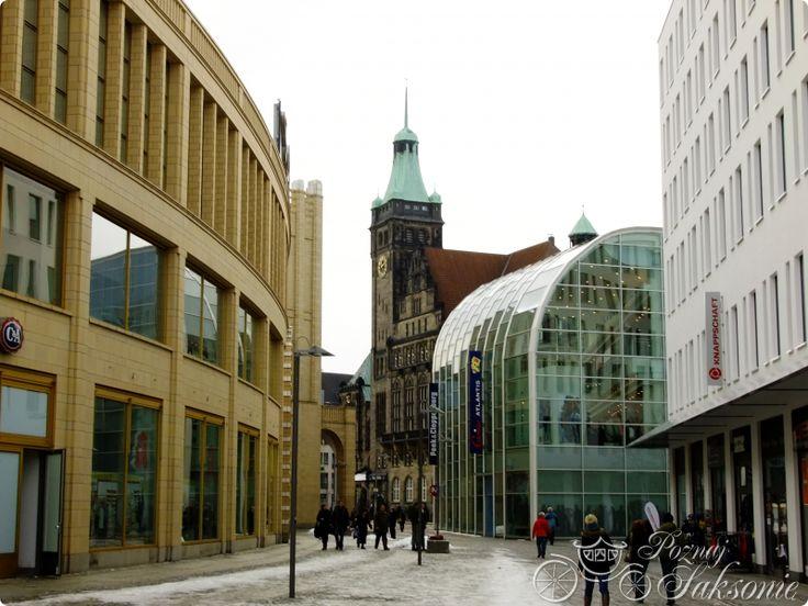 Chemnitz - miasto modernizmu. Germany