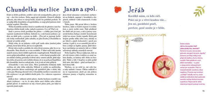 Rostlinopis   české ilustrované knihy pro děti   Baobab Books