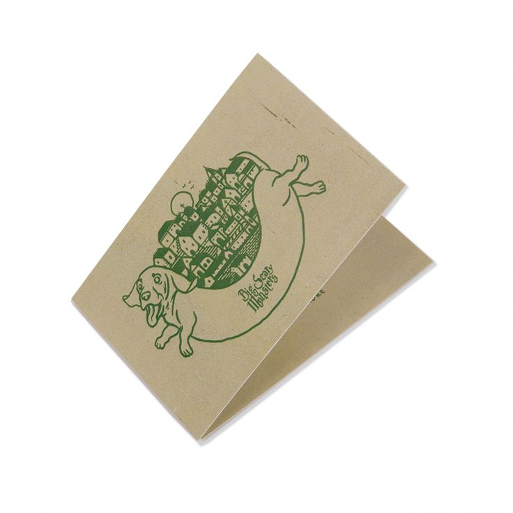 76 best business cards swing tags images on pinterest swing recycled and folded business cards for big scary monsters reheart Image collections