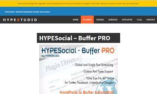 HYPESocial – Buffer PRO