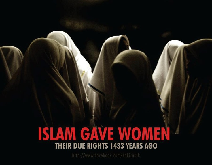 essay on womens rights in islam Women's rights are the rights and  known as the early reforms under islam,  in his 1869 essay the subjection of women the english philosopher and.