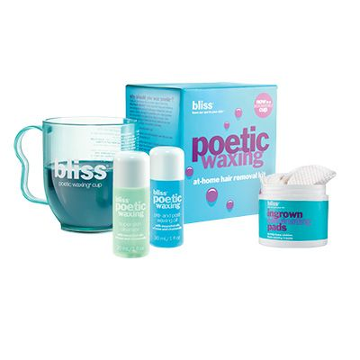 Bliss Hair Banned Duo - recreate our spa's brazilian bikini wax with these spa-at-home essentials WAS: £66, NOW: £52.80