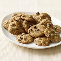 Weight Watchers Mini Chocolate Chip Cookies - the recipie makes just enough for a nice treat (small batch)