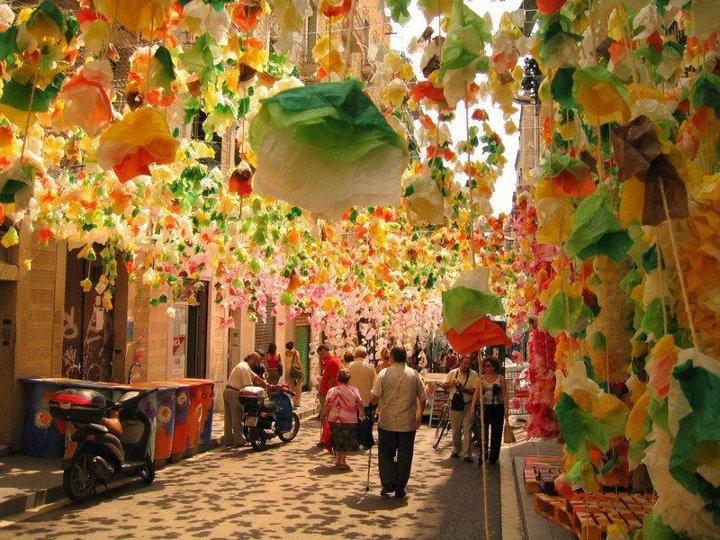 Festes de Gràcia - Barcellona - Spain