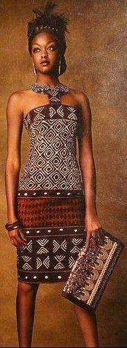 Bold prints, neutral tones  diya-boutique.com