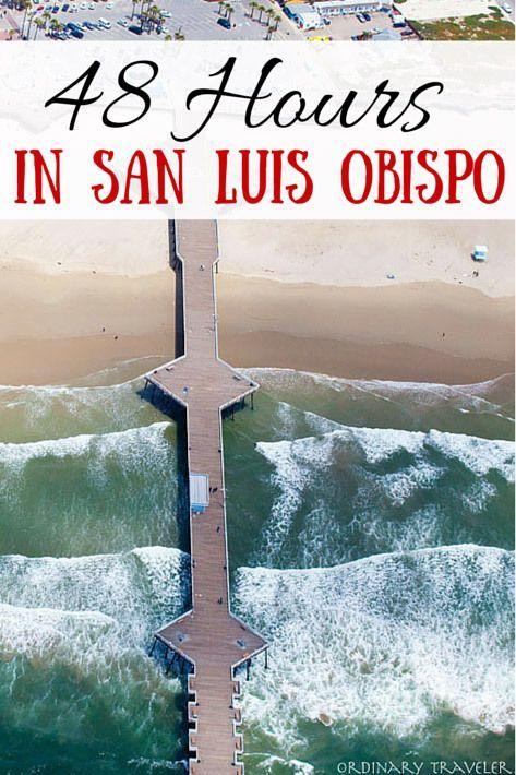 San Luis Obispo Travel Guide #spon #AmazonDestinations