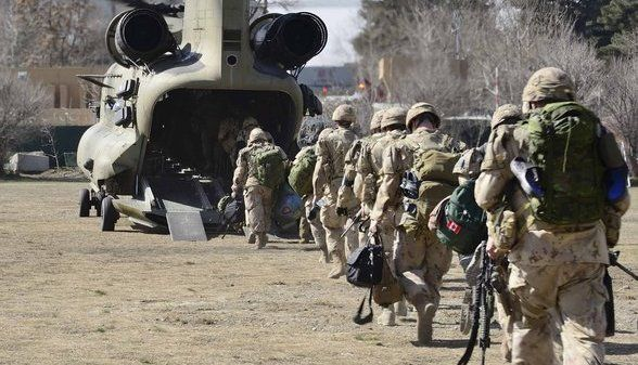 Canadian Armed Forces complete mission in Afghanistan #OEF