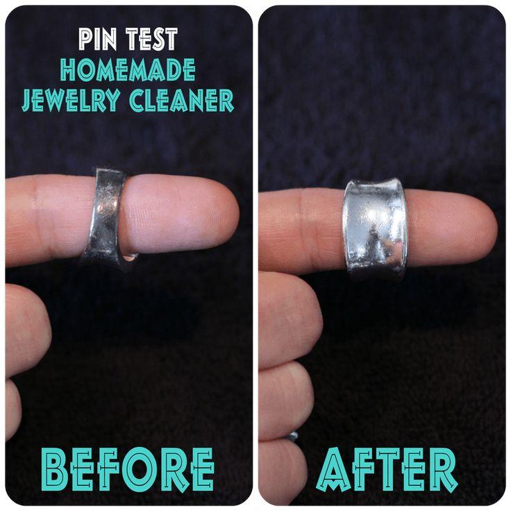 Best 25 Homemade ring cleaner ideas on Pinterest