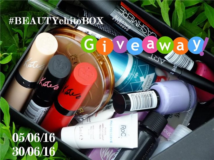 OPA, Beauty Style:): Международный Giveaway #BeautychitoBox