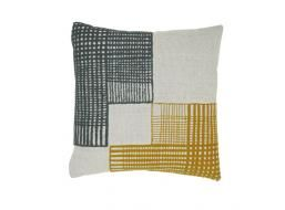 Saskia Patch 45x45cm Cushion