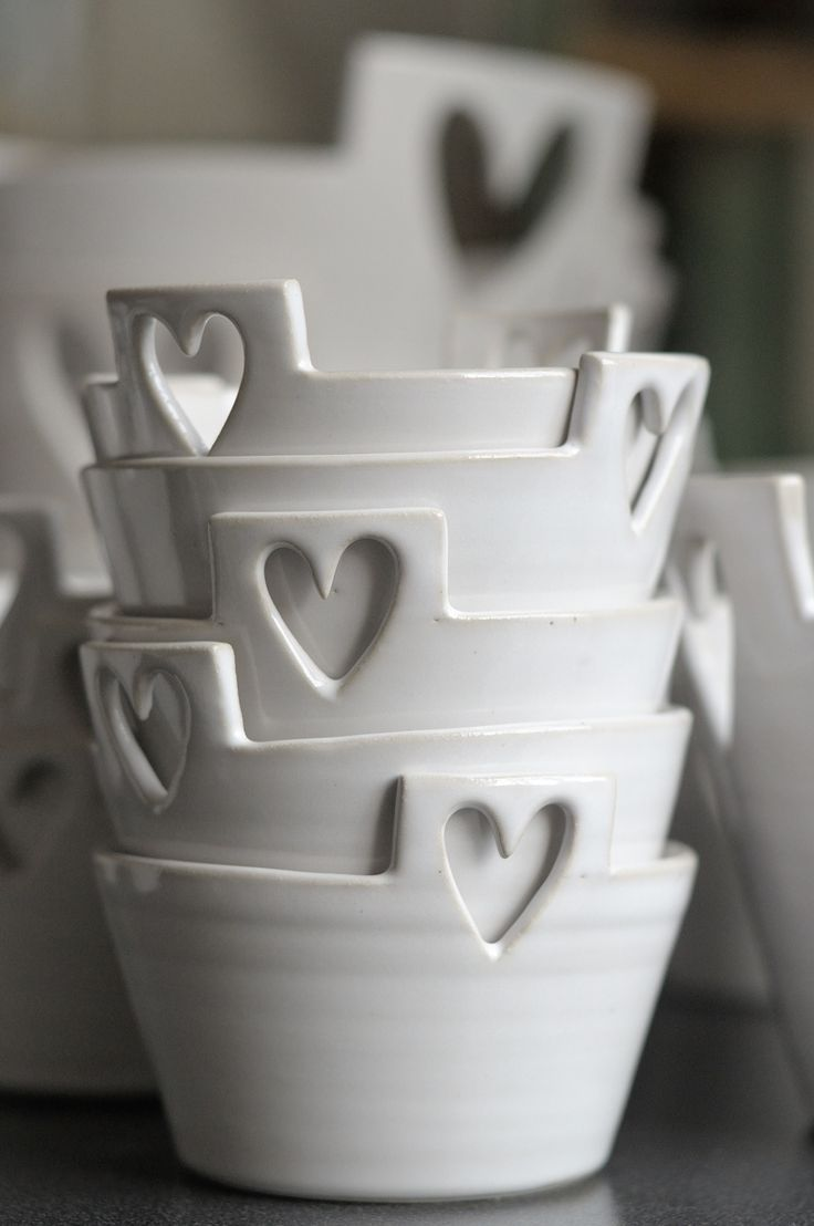 Sanna Wijk Keramik - För tillfället har jag ingen produktion av denna serie.