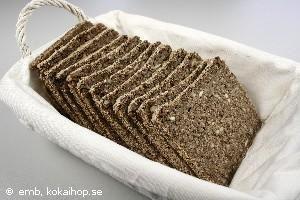 Recept - Danskt rågbröd med surdeg