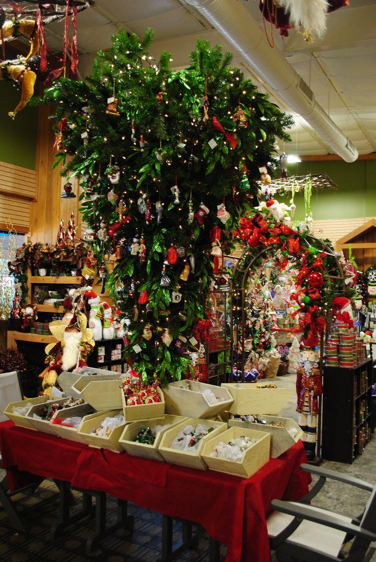 Upside Down Christmas Trees
